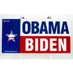 OBAMA BIDEN TEXAS BUMPER STICKER