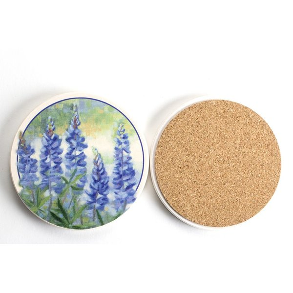 Texas Traditions BLUEBONNET COASTER SINGLE
