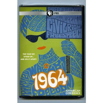 Civil Rights AMERICAN EXPERIENCE: 1964 DVD