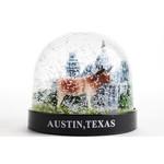 Texas Traditions AUSTIN SNOWGLOBE