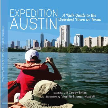 Just for Kids sale-EXPEDITION AUSTIN - A KID'S GUIDE TO AUSTIN
