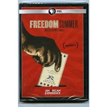 Civil Rights AMERICAN EXPERIENCE: FREEDOM SUMMER DVD