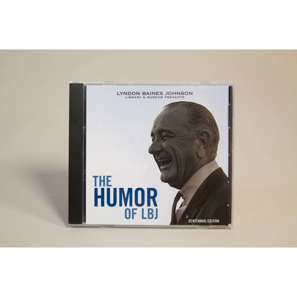 All the way with LBJ THE HUMOR OF LBJ CD