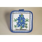 Texas Traditions TEXAS BLUEBONNET POTHOLDER