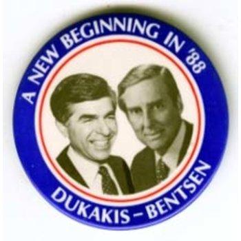 DUKAKIS A NEW BEGINNING