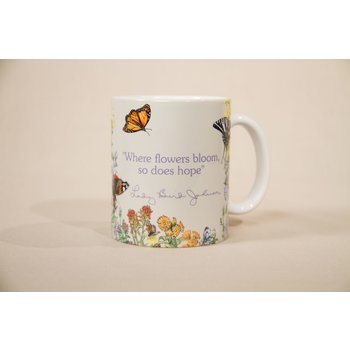 Lady Bird LADY BIRD WILDFLOWER MUG