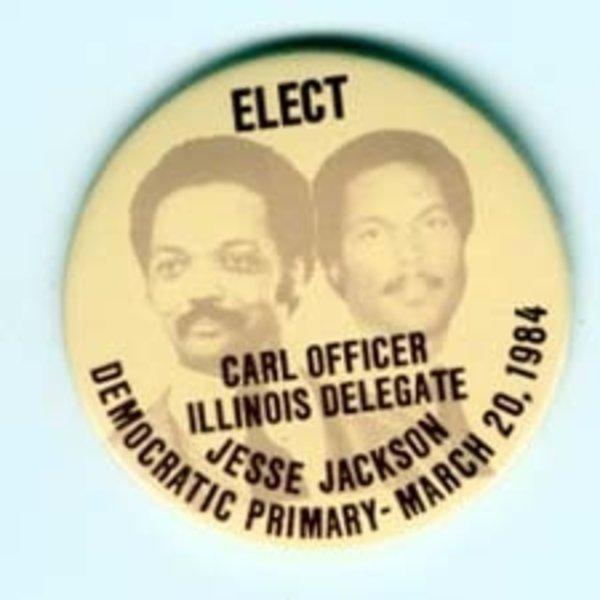 ELECT JACKSON OFFICER 1984