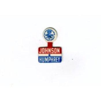 All the way with LBJ JOHNSON * HUMPHREY TAB
