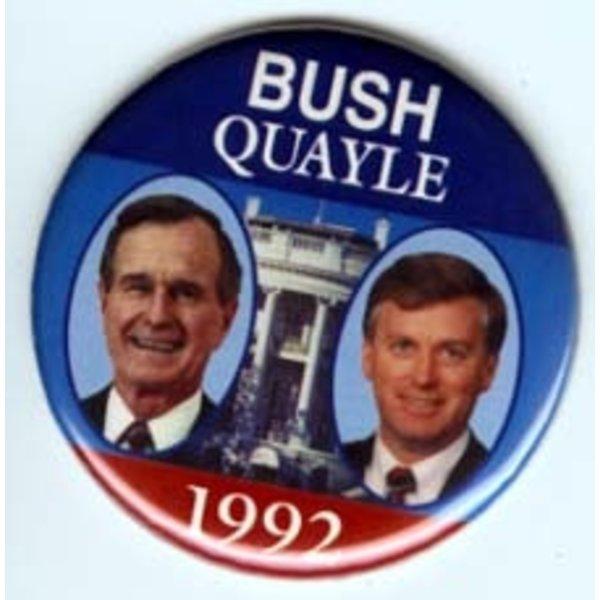 BUSH QUAYLE 1992