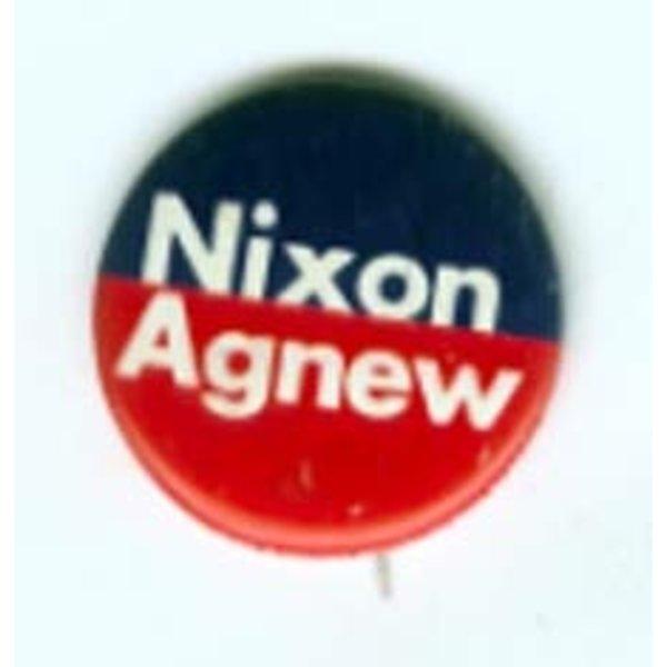 NIXON AGNEW BLUE & RED