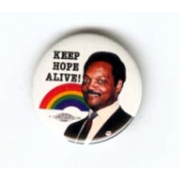 JESSE JACKSON KEEP HOPE ALIVE
