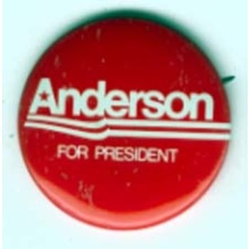 ANDERSON FOR PRESIDENT