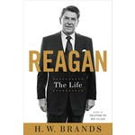 REAGAN: THE LIFE HB BY H.W. BRANDS - AUTOGRAPHED