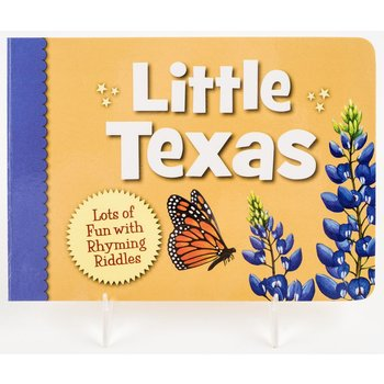 Just for Kids LITTLE TEXAS BOARD BOOK