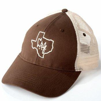 All the way with LBJ LBJ TRUCKER CAP