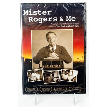 MISTER ROGERS & ME DVD Documentary