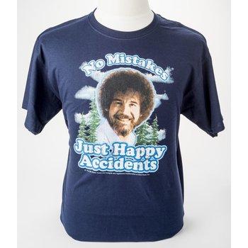 BOB ROSS HAPPY ACCIDENTS Tshirt