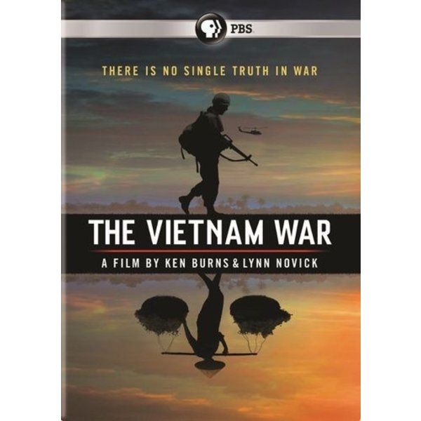 KEN BURNS: THE VIETNAM WAR DVD