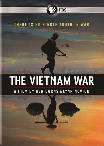 ken burns  the vietnam war dvd