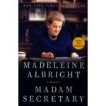MADAM SECRETARY by Madeliene Albright PB
