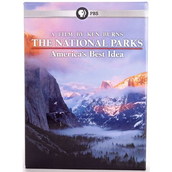 KEN BURNS NATIONAL PARKS: AMERICA'S BEST IDEA DVD SET