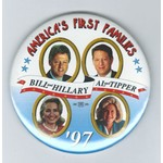 Clinton First Famiies 3""
