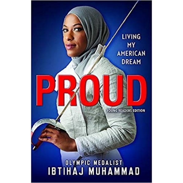 PROUD (Young Reader's Edition) by Ibtihaj Muhammad