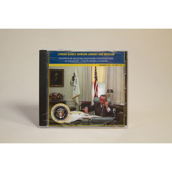All the way with LBJ LBJ TELEPHONE CONVERSATIONS CD 1963-65