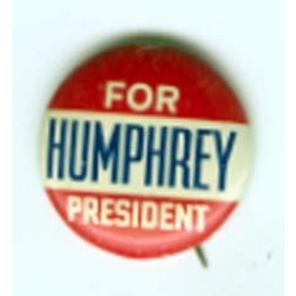HUMPHREY FOR PRESIDENT