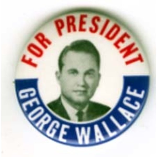 WALLACE FOR PRESIDENT