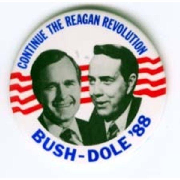 CONTINUE BUSH DOLE '88