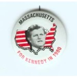 TED KENNEDY 1980 STATES