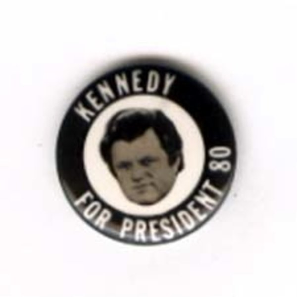 TED KENNEDY for PRES 80