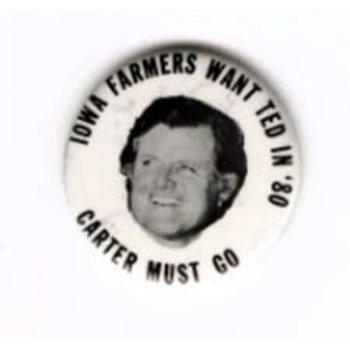 IOWA FARMERS WANT TED KENNEDY