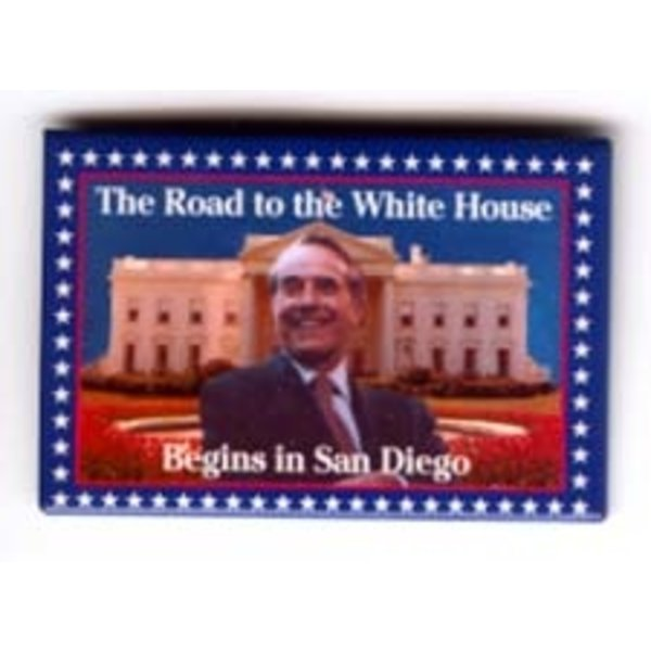 DOLE ROAD TO THE WHITE HOUSE