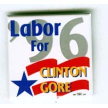 LABOR FOR CLINTON '96