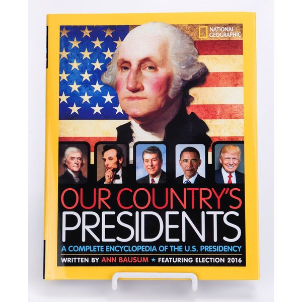 Patriotic NATIONAL GEOGRAPHIC: OUR COUNTRY'S PRESIDENTS