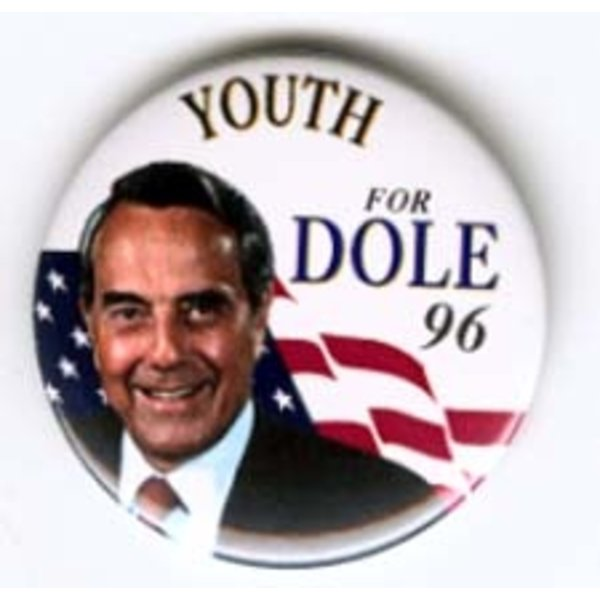 YOUTH FOR DOLE 96