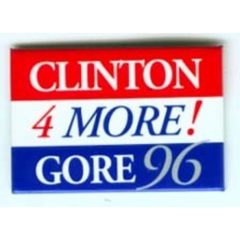 CLINTON 4 MORE!