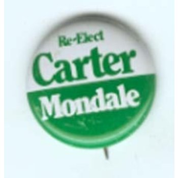 SMALL RE-ELECT CARTER