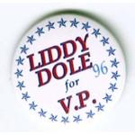 LIDDY DOLE FOR VP '96