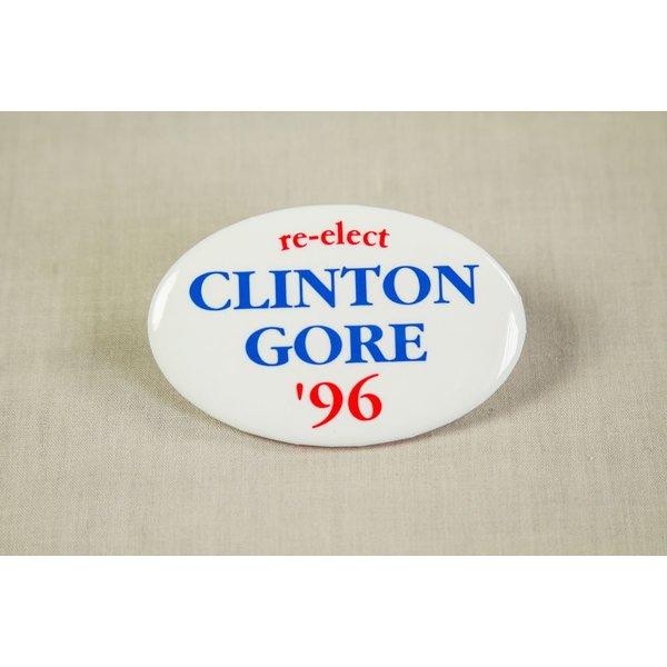 CLINTON GORE OVAL 96 REELECT
