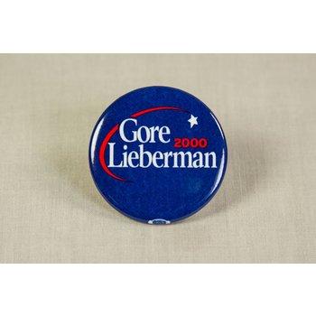 GORE LIEBERMAN 2000 STAR