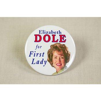 DOLE ELIZABETH FOR FIRST LADY