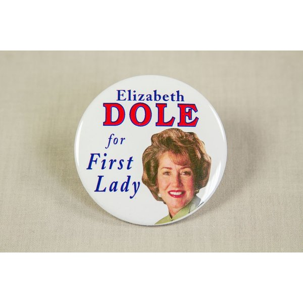 DOLE ELIZABETH FOR FIRST LADY