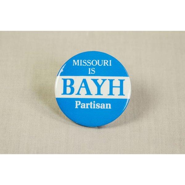 BAYH MISSOURI is BAYH PARTISAN 1976