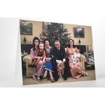Holiday LBJ FAMILY CHRISTMAS CARD
