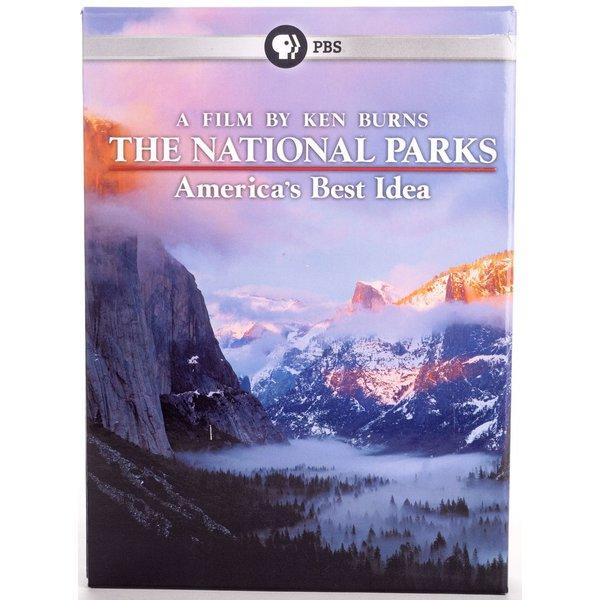sale-KEN BURNS NATIONAL PARKS: AMERICA'S BEST IDEA DVD SET
