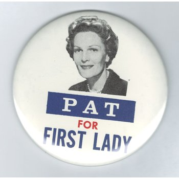PAT FOR FIRST LADY 3.5""