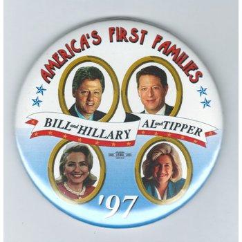 """Clinton First Famiies 3"""""""